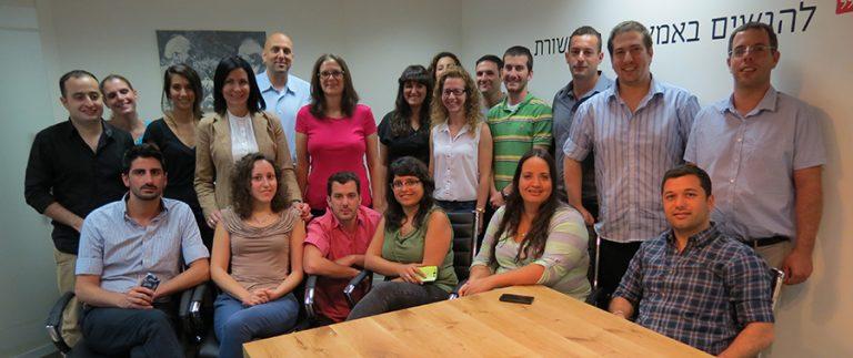 צוות בן חורין אלכסנדרוביץ' | צוות הכותבים בבלוג אינסרט