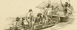 תעלול יחסי הציבור של הפיראטים